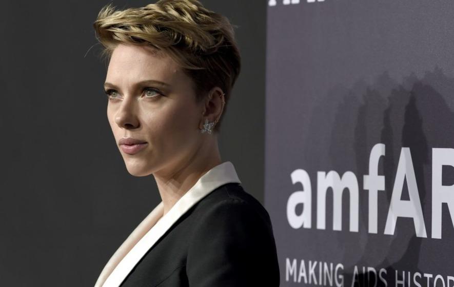 Scarlett Johansson: Being a working mum is tough