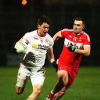 Head injury forces Tyrone's Mattie Donnelly to miss League game with Dublin