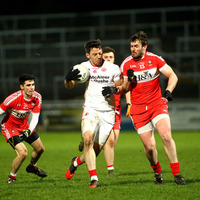 Derry's Mark Lynch facing spell on sidelines due to knee injury