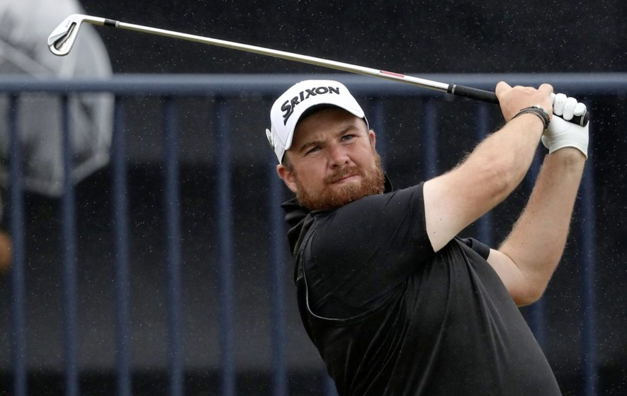 Ireland's Shane Lowry makes a fine start at Pebble Beach
