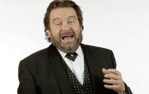 Arts Q&A: Brendan Grace on Daniel O'Donnell, Frank Carson and Guinness