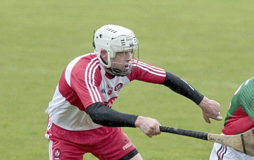 Young Derry hurlers face tough test in Castlebar