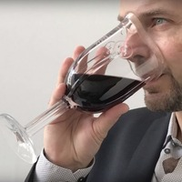 Video: Wine Glass Mask 'will make drinking your wine a more enriching experience'