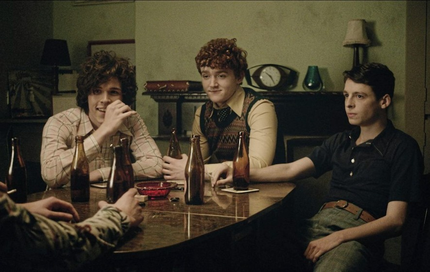 A marvellous Party: Derry director Andrea Harkin on her Bafta-nominated short film