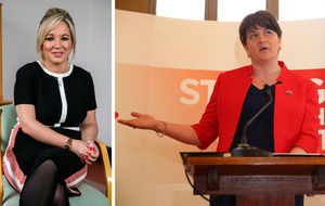 Arlene Foster brands Michelle O'Neill's £31m waiting list crisis proposal as 'inadequate'