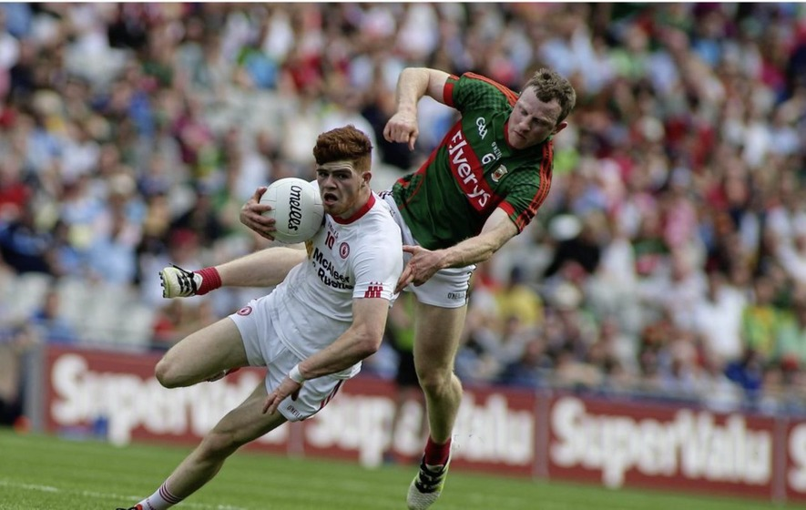 Red Hands of Tyrone trying to stop Dublin juggernaut - again