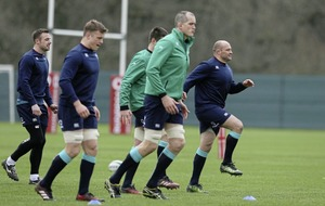 Rory Best battling stomach bug before Ireland's Roman rumble