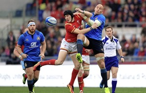Sergio Parisse expects 'extremely difficult' match for Italy against Ireland