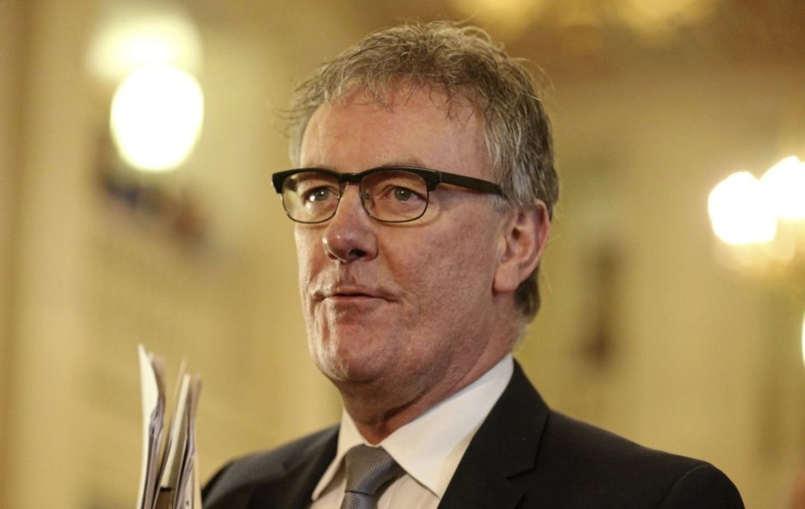 Mike Nesbitt: 'No need' for Irish language act