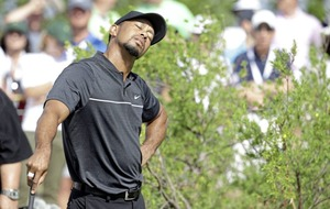 Tiger Woods 'extremely disappointed' as he is forced to withdraw from two events