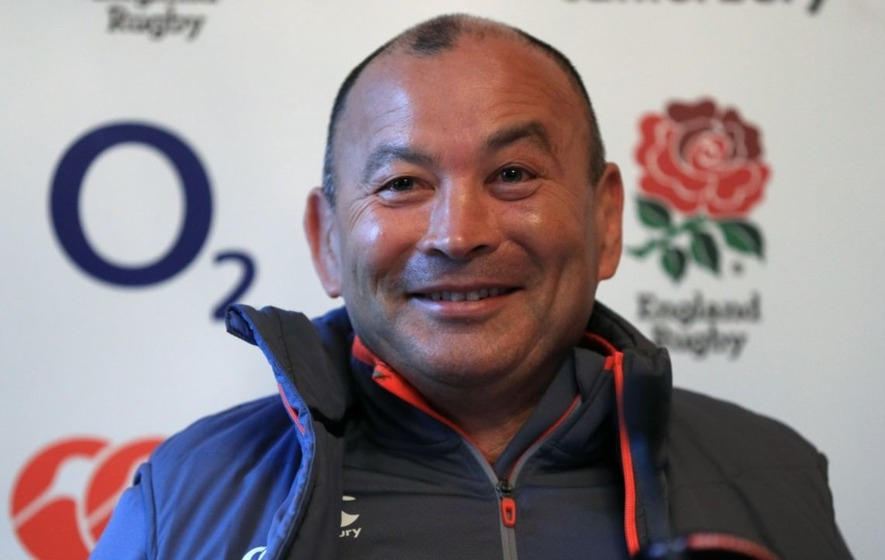 How will England fare against Wales? We consult the Eddie Jones smile-o-meter