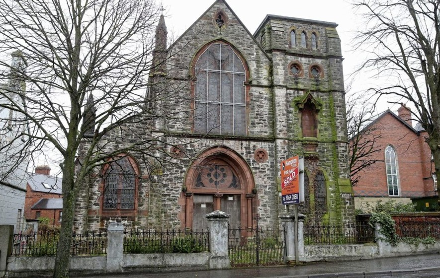 Holy Rosary Church to be re-developed into restaurant