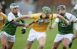 Strong second-half show against London sees Antrim hurlers off to winning start