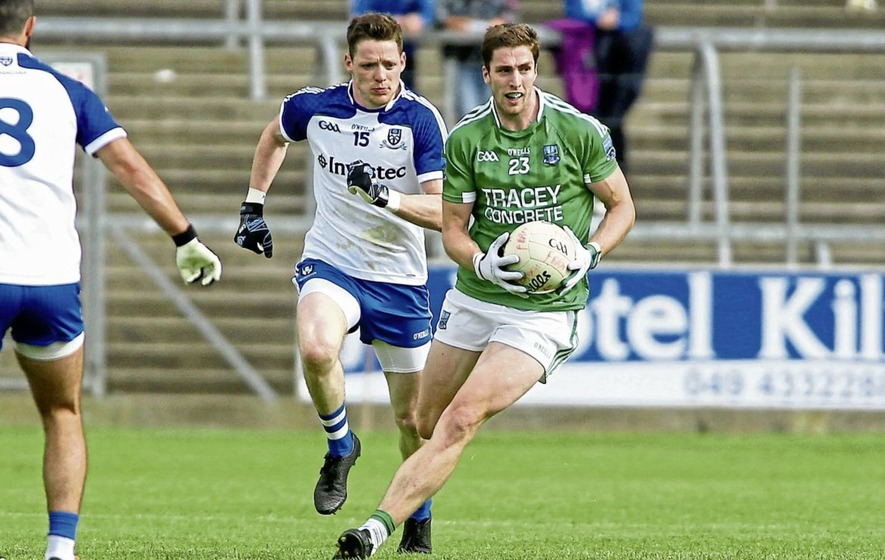 Eoin Donnelly red card costly for Fermanagh as Galway secure win at Brewster Park