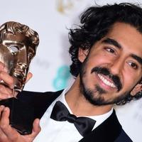 Dev Patel leads way for British stars at Baftas ceremony