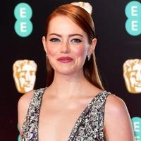 Emma Stone happy to 'celebrate the positive' as she wins Bafta