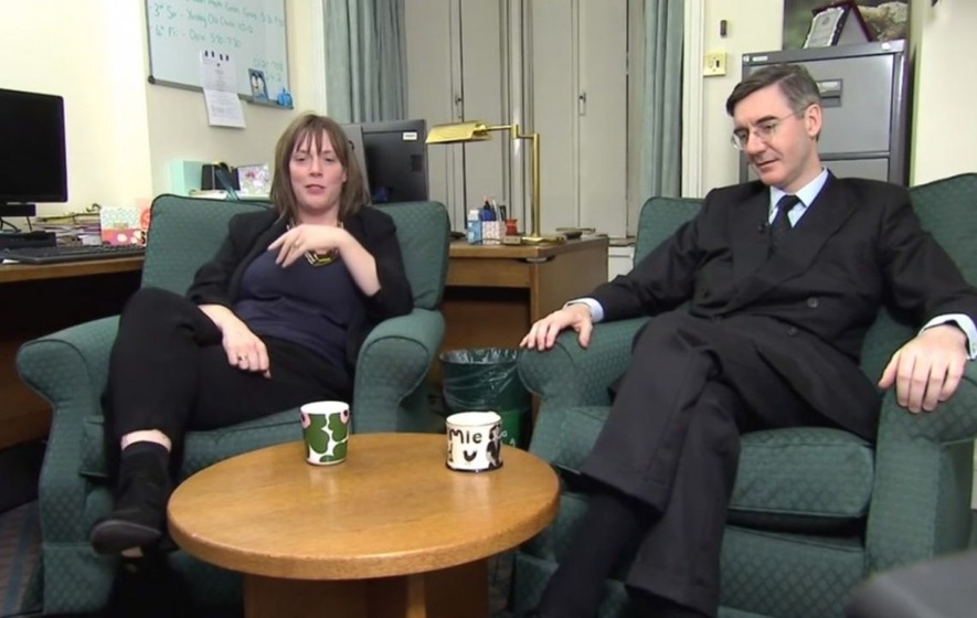 This version of Gogglebox with MPs is too cringe to deal with