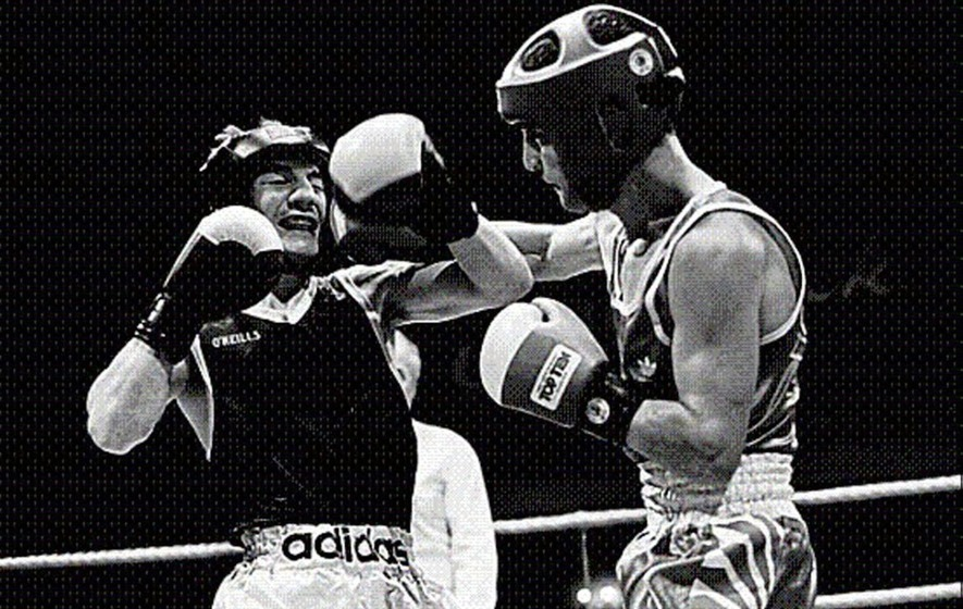 Back in the day: In The Irish News on Feb 14 1997: Brian Magee works his magic to claim Ulster senior boxing title