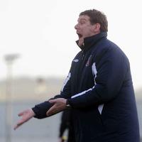 Former NI international Tommy Wright focused on St Johnstone, not Rangers job
