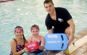 Swimming club turns the tide for water safety