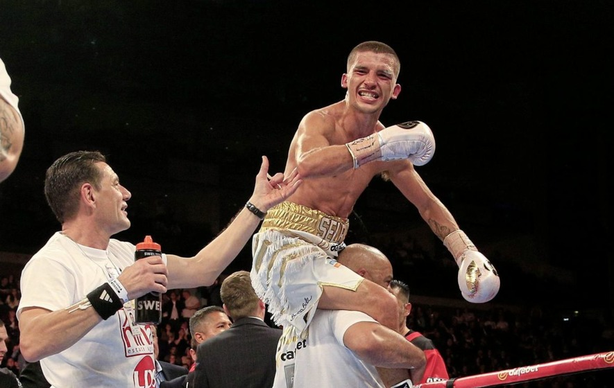Lee Selby coach Chris Sanigar says Carl Frampton rumble will 'definitely happen' this year