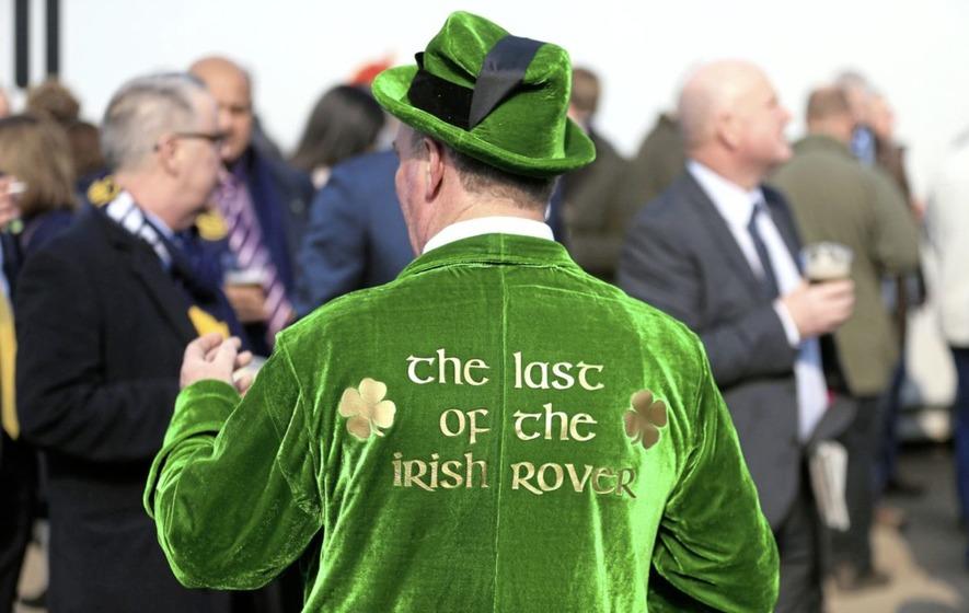 Irish fans make up third of Cheltenham racegoers, study shows