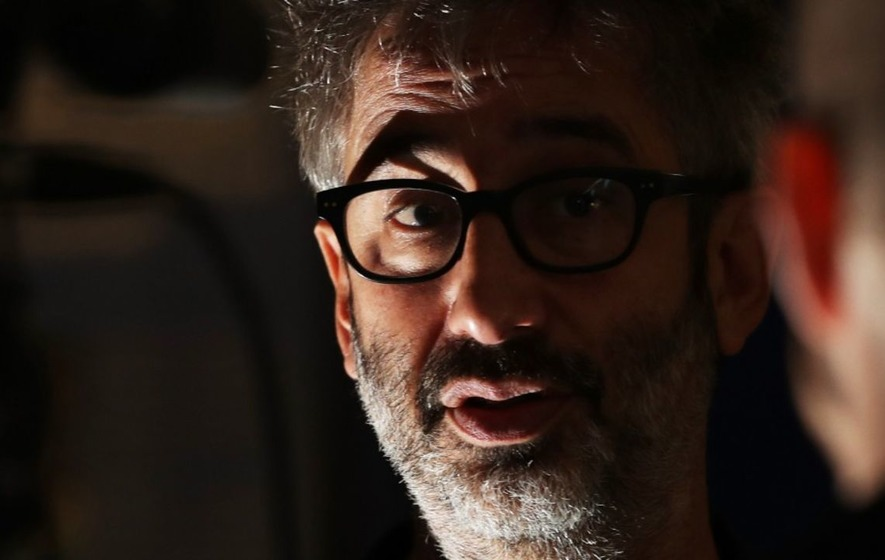 David Baddiel warns of dementia 'epidemic' as he launches film on disease impact
