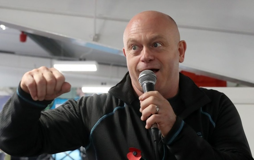 The UK has a responsibility to help migrant crisis in Libya says Ross Kemp