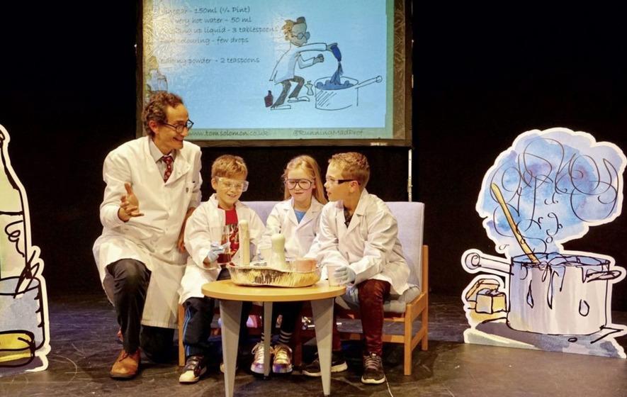 Roald Dahl – storyteller and medical pioneer
