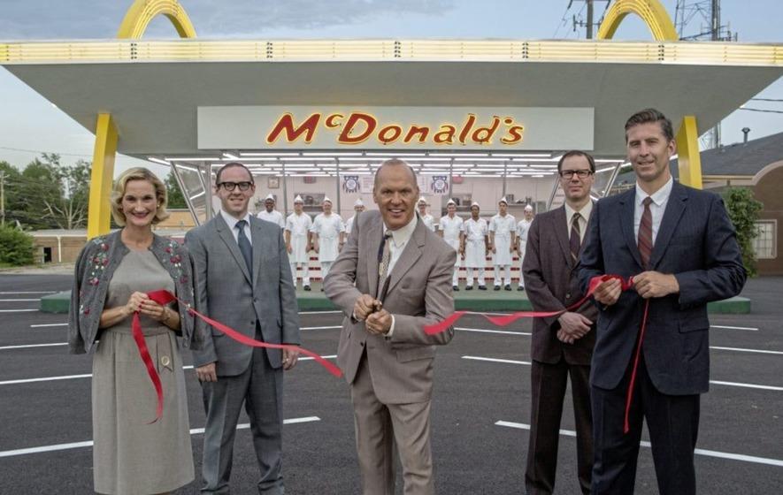 Burger king: Michael Keaton on McDonald's mogul movie The Founder