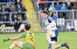 Monaghan's Conor McManus working back and forward to improve for Kerry