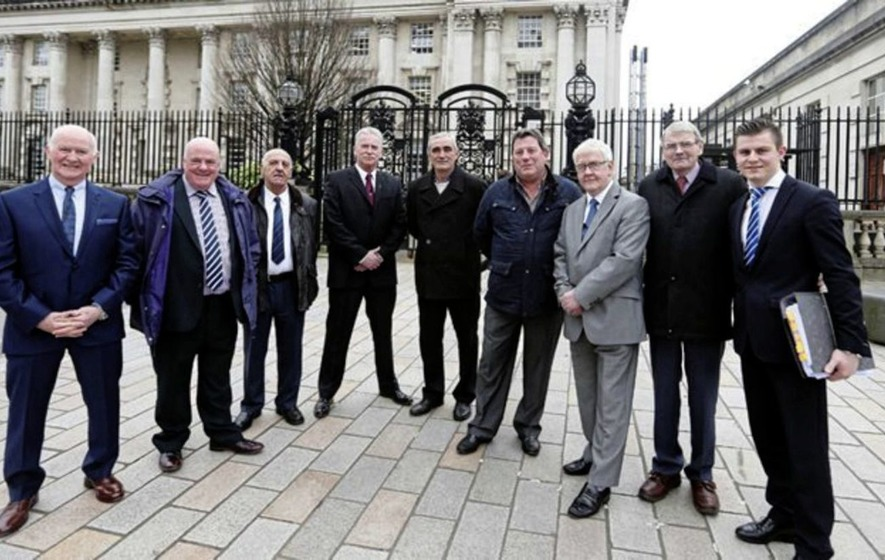 'Hooded Men' claim their torture was sanctioned by British state