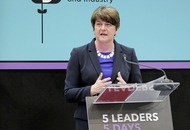 Arlene Foster: Anti-nationalist perception stems from hostility to Irish language act
