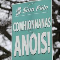 Sinn Féin Irish language election poster contains spelling mistake