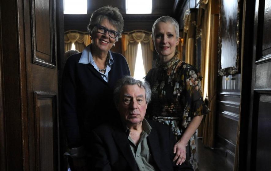 Terry Jones reveals he can no longer write at dementia awareness event