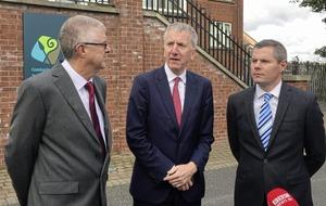 Máirtín Ó Muilleoir: British Treasury failing to provide information of Brexit impact