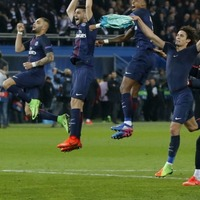 Everyone was completely stunned as Paris Saint-Germain all but knocked Barcelona out of the Champions League