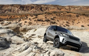 New Land Rover Discovery arrives at dealerships