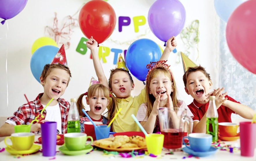 Marie Louise McConville: Kids' parties make for stressed out parents