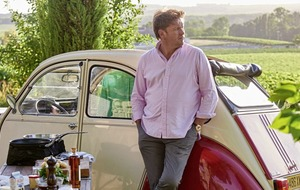 Food a la France: TV chef James Martin on cooking continental-style