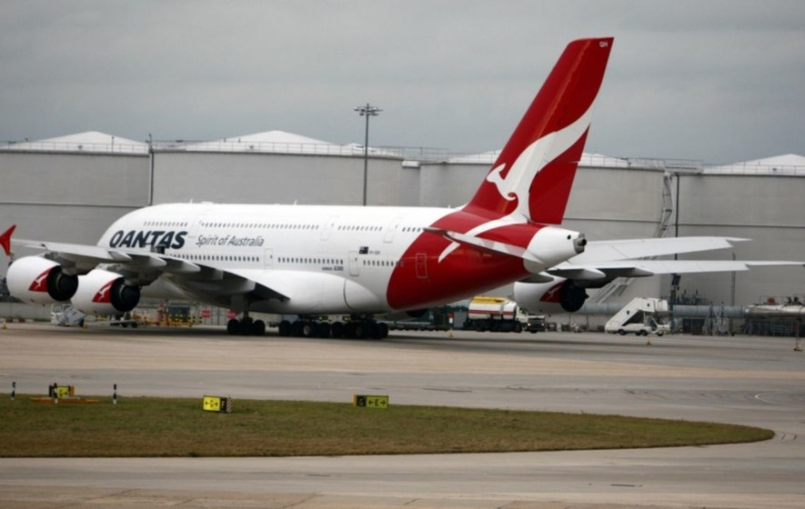 Qantas adding Foxtel, Netflix and Spotify to onboard wifi