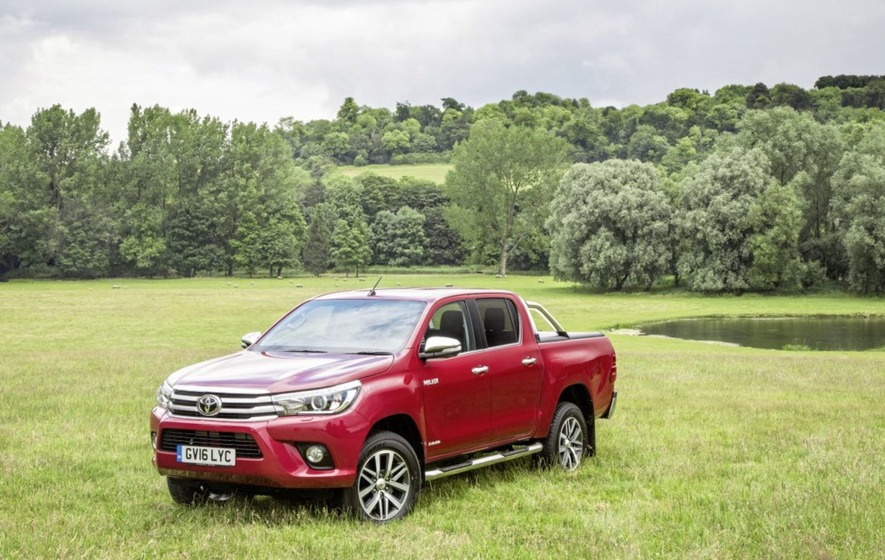 Toyota Hilux still the invincible 4x4 pick-up king
