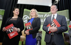 O'Neill says won't be drawing red lines for return to Stormont