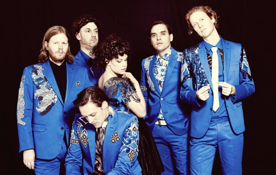 Now on sale: Arcade Fire Irish gigs