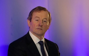 Enda Kenny: 'Divisive border' will not be reimposed after Brexit