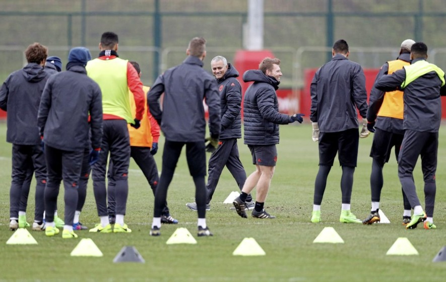 Mourinho believes Manchester United could pay price of success
