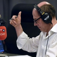 Radio 4's Nick Robinson apologises for on-air Santa Claus denial