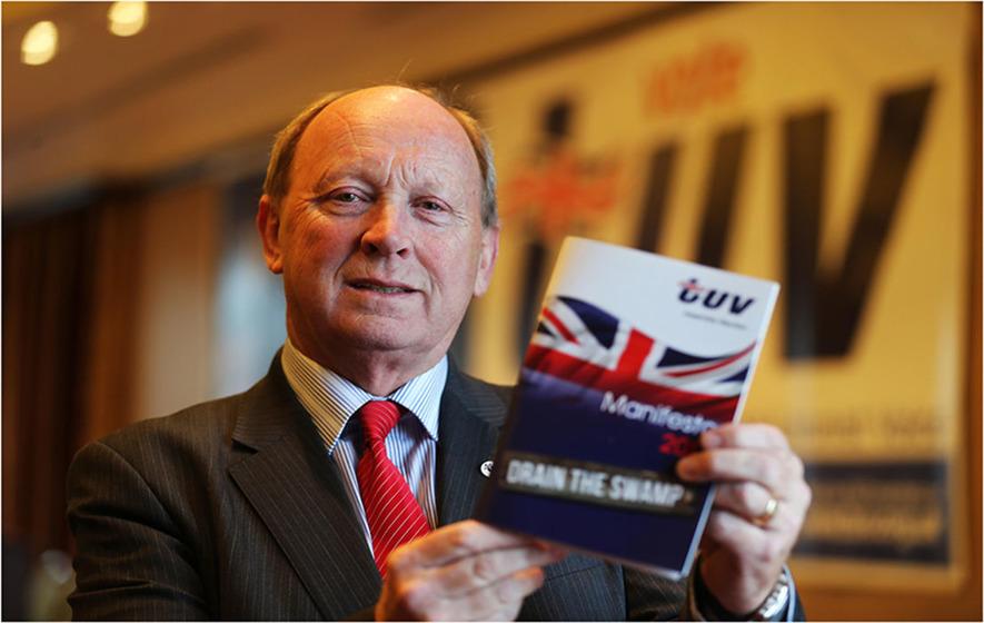 TUV says seeking special EU status post-Brexit makes more sense for the Republic