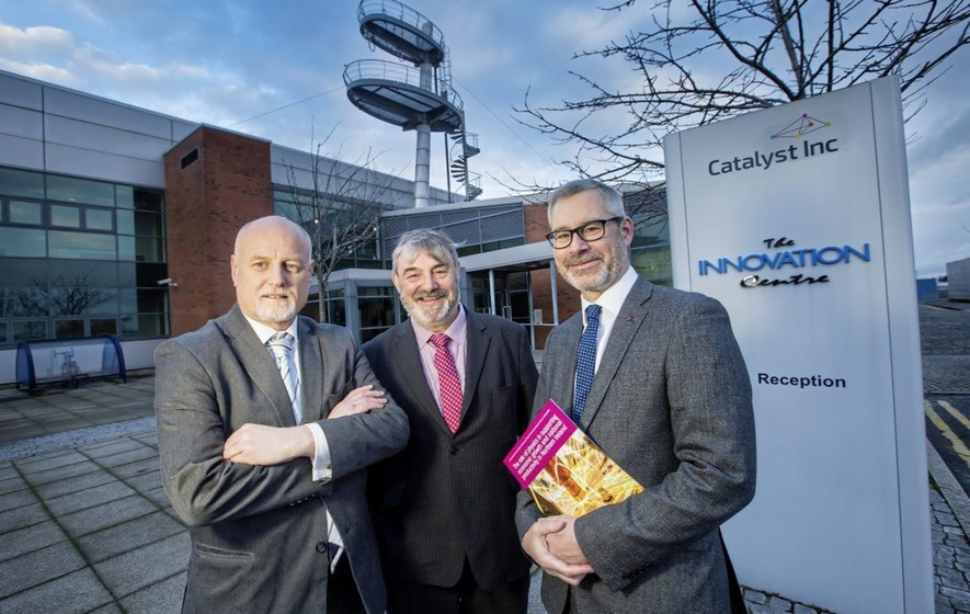 Report shows physics-based industries contribute £3.2 billion to Northern Ireland economy
