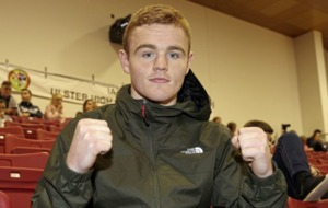 Derry welterweight Brett McGinty hoping to bring Dean Walsh to book in Irish Elite Championship final